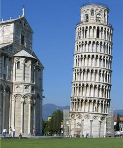 En passant par l'Italie…